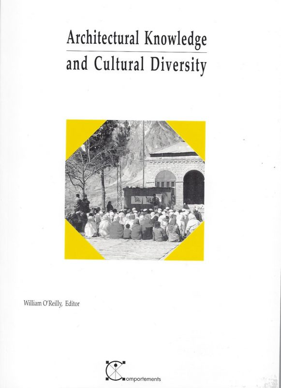 Architectural Knowledge and Cultural Diversity